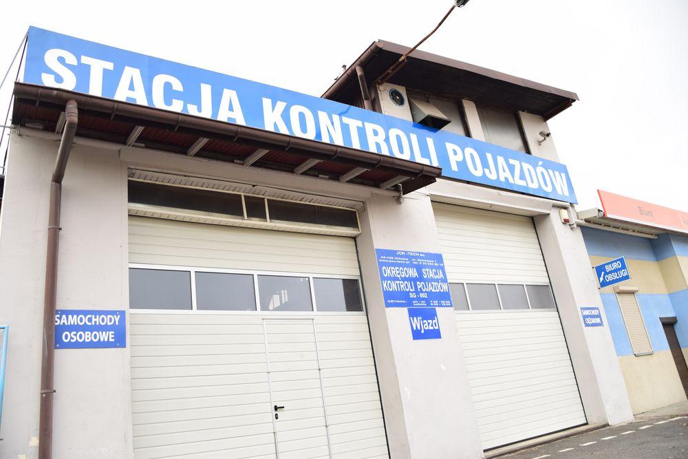 Jon-Tech Okręgowa Stacja Kontroli Pojazdów Gliwice - Łabędy
